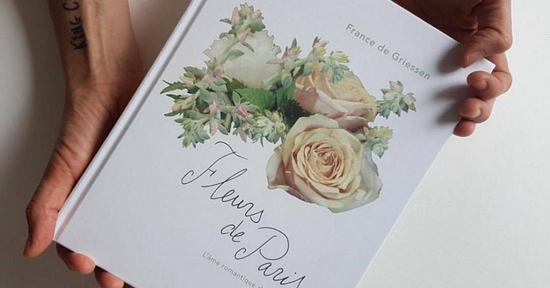«FLEURS DE PARIS» PAR FRANCE DE GRIESSEN